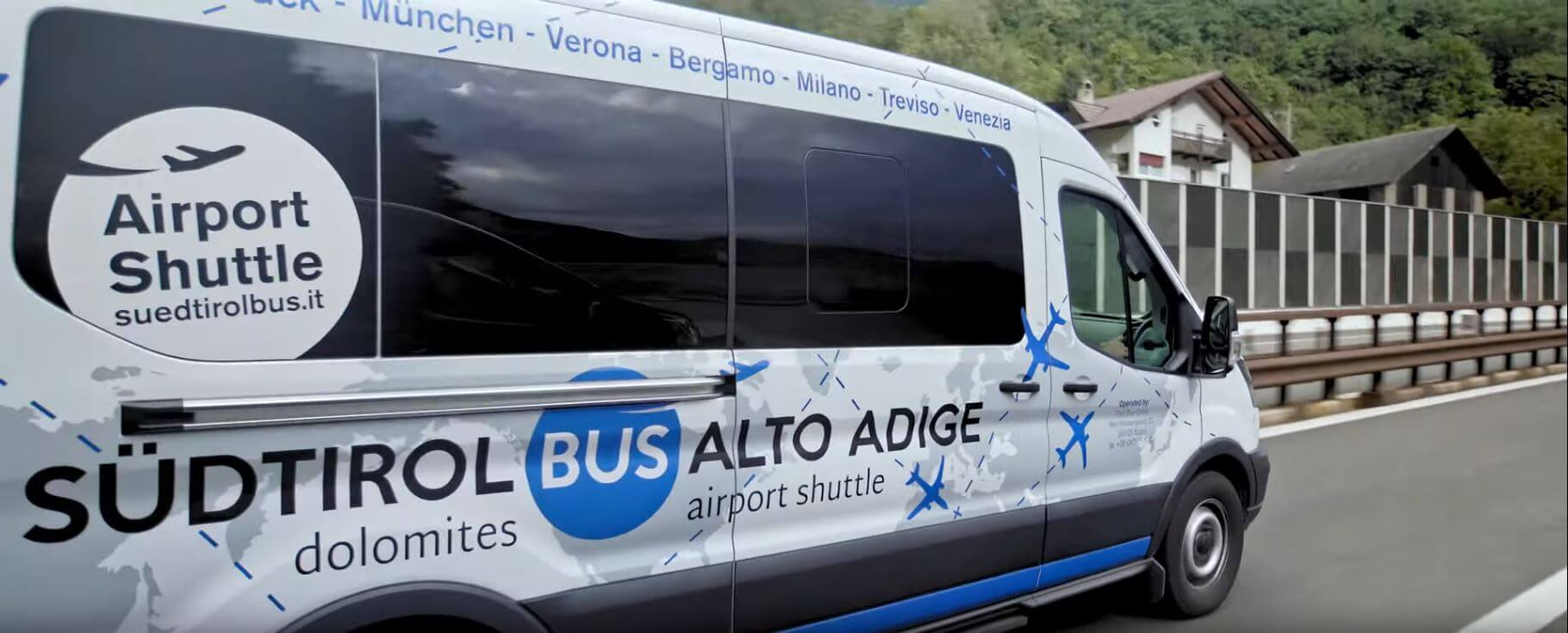 Südtirol Bus Airport Shuttle
